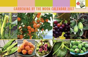 Organic Edible Garden 2017 Calendar