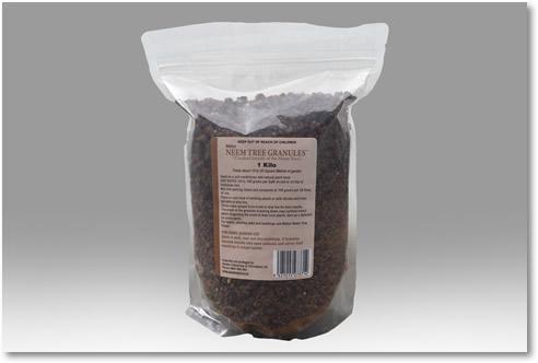 Neem Tree Granules