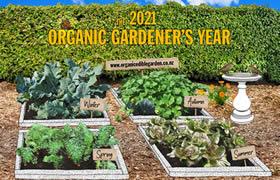 The 2021 Organic Gardener's Year